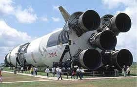 lanzacohete del Apolo