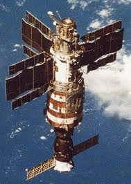 estacion espacial