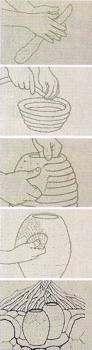 técnicas para ceramica