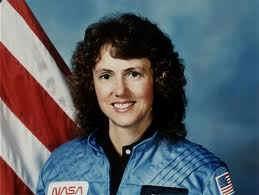 Christa McAuliffe astronauta