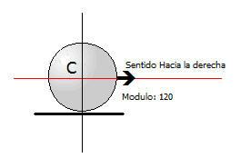 vector de velocidad