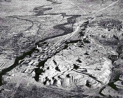 Los «huesos pelados» de la antigua ciudad de Susa