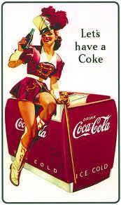 antigua publicidad de coca cola