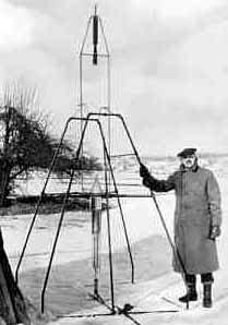 Primer cohete ruso principios de siglo xx