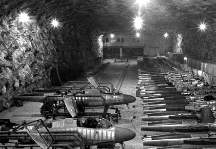 fábrica de bombas volantes