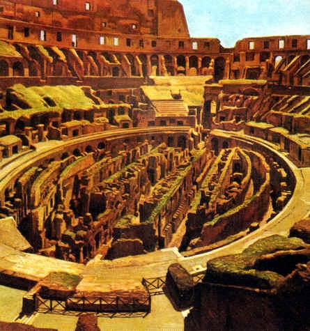 coliseo ruinas