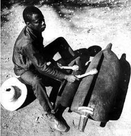 historia comunicacion tambores