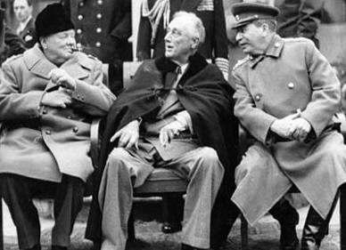 Conferencia de Yalta Acuerdos con los Aliados Reparto del Mundo –  BIOGRAFÍAS e HISTORIA UNIVERSAL,ARGENTINA y de la CIENCIA