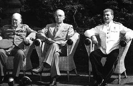 Conferencia de Potsdam: Acuerdos Logrados entre las Potencias Aliadas –  BIOGRAFÍAS e HISTORIA UNIVERSAL,ARGENTINA y de la CIENCIA