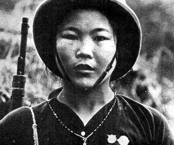 guerrillera vietnamita