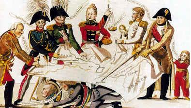 El Congreso de Viena de 1815 La Restauración Santa Alianza Resumen –  BIOGRAFÍAS e HISTORIA UNIVERSAL,ARGENTINA y de la CIENCIA
