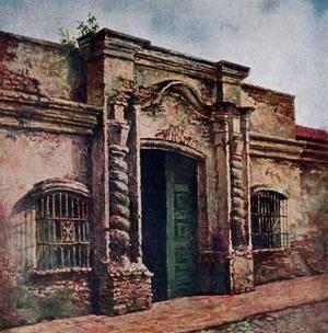 casa del congreso de tucumán en 1816