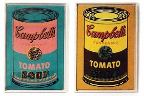 antiguas latas de conserva