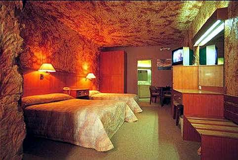 hoteles de Coober Pedy