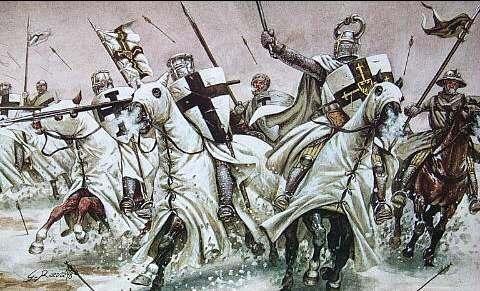 santos sepulcros cruzadas