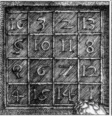 cuadrado magico historia