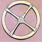 primeras ruedas