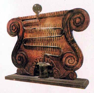 termometro, instrumento medico antiguo