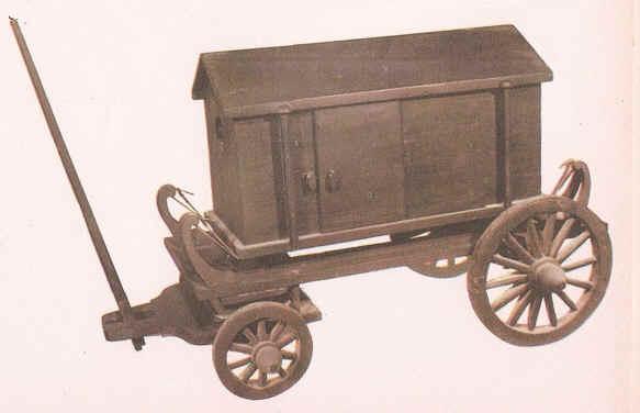 ambulancia antigua