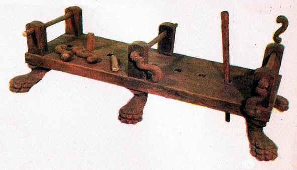 estirador, instrumento medico antiguo