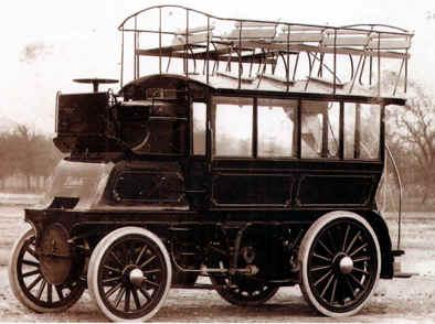 Autobus de daimler primeros autobuses historia for Motores y vehiculos phoenix