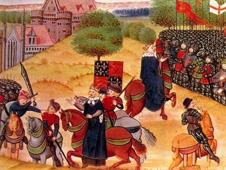 Revueltas Campesinas en la Edad Media