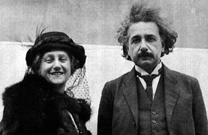 Einstein y Elsa