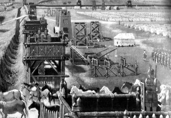 campamento militar romano