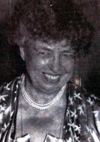 Biografia de Eleanor Roosevelt