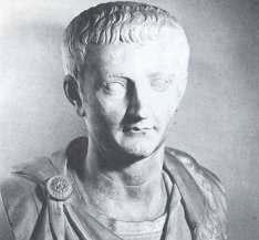 Tiberio Emperador de Roma