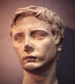 Caligula Emperador de Roma Emperadores Romanos Familia Julio Claudios