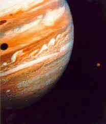planeta del sistema solar jupiter