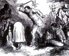 Esclavos rebeldes - Castigo a los esclavos