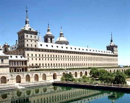 Monasterio El Escorial San Lorenzo Historia de su Construcción ...