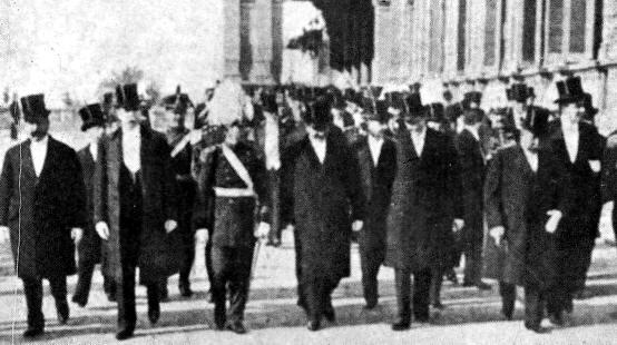 festejos 1916