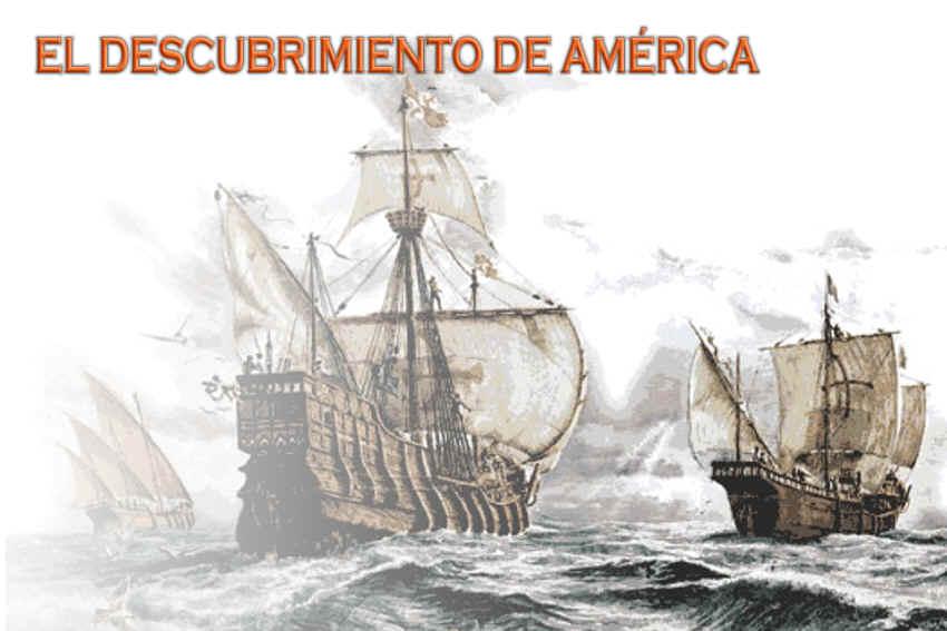 Resumen del Descubrimiento de America Nuevas Rutas Comerciales Colon