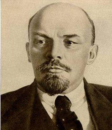 Lider de la Revolucion Rusa