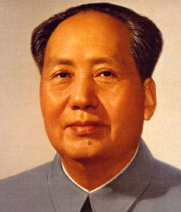 Mao Tse Tung , lider de la revolucion china