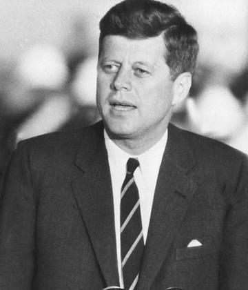 Kennedy John, asesinato