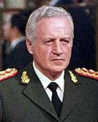 Biografia de Galtieri Leopoldo General Presidente de Facto Argentino