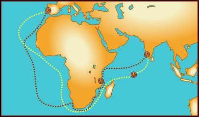Vasco da Gama llegó a Kozhikode