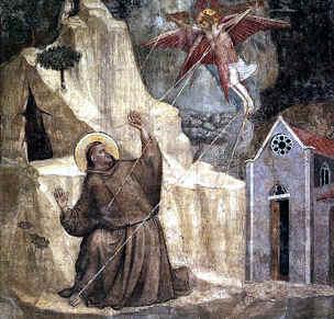 Fresco en Museo Iglesia