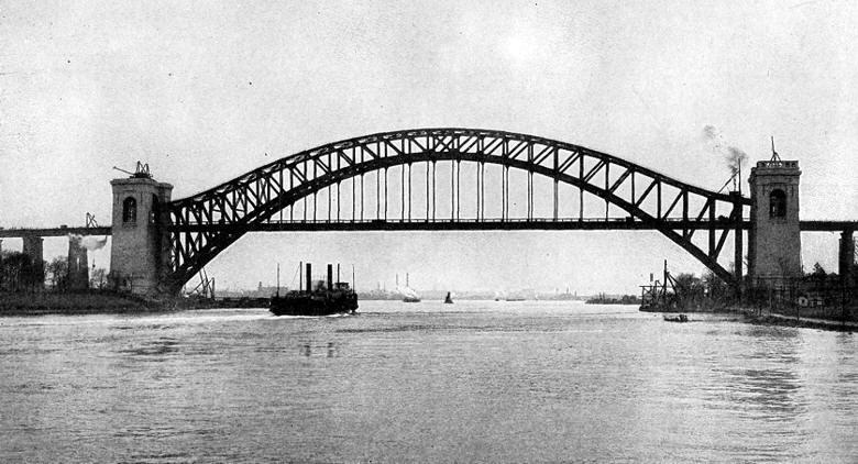 El rey de los Puentes en el siglo XIX