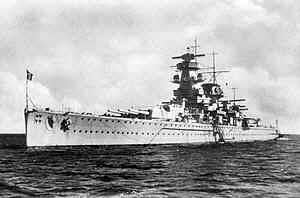 el Graf Spee: