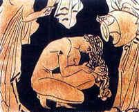 la muer en grecia antigua
