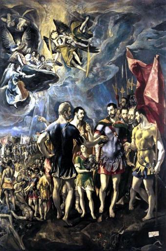 El Greco pintor ,escultor y arquitecto.