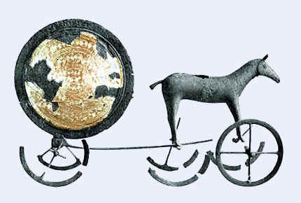 caballo celta