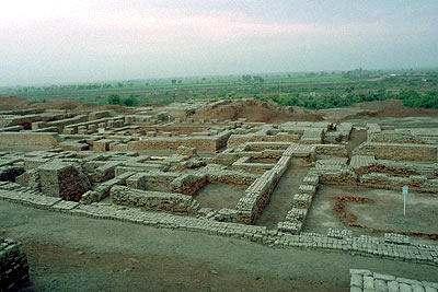 Ciudades del Neolitico Harappa Pueblos del Valles del Indo India