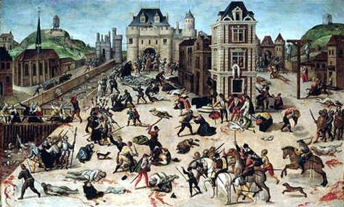 Quienes eran los hugonotes? Protestantes en Francia