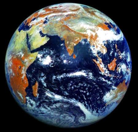 Nueva Fotografia de la Tierra Imagen Definitiva del Planeta Tierra